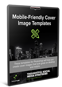 Mobile-Friendly Cover Image Templates